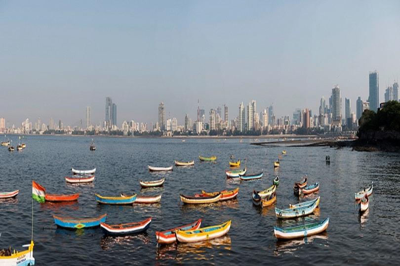 Sailing on the Arabian Sea